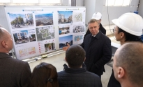 Новый домостроительный комбинат начнет работу в Южно-Сахалинске